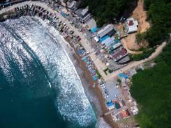 Гаражи лодочные. р-н Китайский пляж, 33 кв.м., электричество