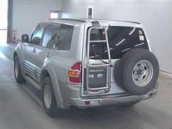 Лестница. Mitsubishi Pajero, V73W, V68W, V78W, V65W, V63W, V75W Двигатель 6G74