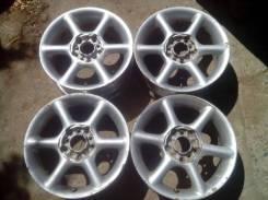 Bridgestone. 6.5x15, 5x100.00, 5x114.30, ET48, ЦО 73,1мм.