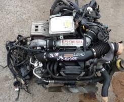 Двигатель в сборе. Toyota Hilux Surf, LN130G, LN130W Двигатель 2LTE