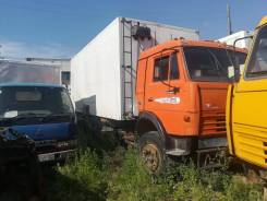 Камаз 5320. Камаз 65115 2007-фургон-, 11 760 куб. см., 19 650 кг.