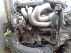 Двигатель в сборе. Toyota Vista, ZZV50 Двигатель 1ZZFE