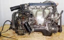 Двигатель в сборе. Honda Accord Honda Ascot Innova Двигатель H23A