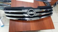 Решетка радиатора. Nissan Almera, G11 Двигатель K4M