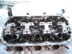Головка блока цилиндров. Mitsubishi Pajero Двигатель 6G72