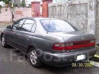 Toyota Corona. CT195