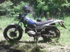 Yamaha TW 200. 200 куб. см., исправен, птс, с пробегом