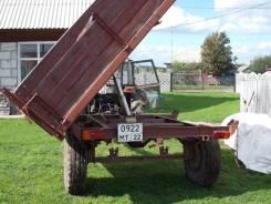 1ПТС-2. Продаётся полуприцеп, 2 500 кг.