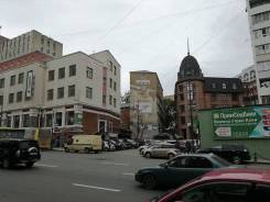 Офис в самом центре Владивостока (10 метров от ТЦ Изумруд, Сбербанка). 31 кв.м., переулок Краснознаменный 5/2, р-н Центр. Дом снаружи