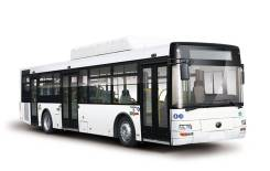 Yutong ZK6118HGA. Городской газовый (метан) автобус Yutong (Ютонг) ZK 6118HGA, 7 800 куб. см., 90 мест. Под заказ