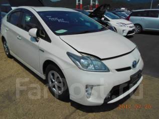 Toyota Prius. вариатор, передний, 1.8 (109 л.с.), бензин, 76 500 тыс. км, б/п. Под заказ