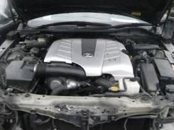 Двигатель в сборе. Lexus GS430 Двигатель 3UZFE