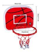 Баскетбольное кольцо +мячик