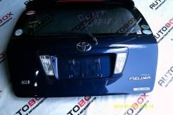 Дверь багажника. Toyota Corolla Fielder, NZE121, ZZE122, ZZE123, ZZE123G, NZE124, ZZE124G, ZZE124, NZE121G, NZE124G, ZZE122G Двигатели: 1ZZFE, 1NZFE...
