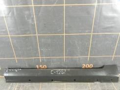 Накладка на порог. Chevrolet Captiva, C100