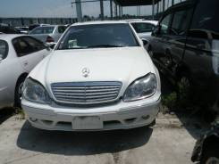 Mercedes-Benz S-Class. W220, 3 2
