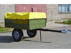 Продам телегу к квадроциклу. Г/п: 400 кг., масса: 90,00кг.