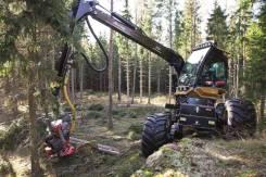 Eco Log 560E. Новый харвестер Eco Log 560. Под заказ
