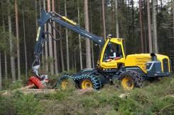 Eco Log 580E. Новый харвестер Eco Log 580. Под заказ