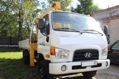 Hyundai HD78. Продам грузовик с манипулятором в отличном состоянии , 3 907 куб. см., 3 600 кг.