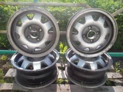 Volkswagen. x13, 4x100.00, ET38, ЦО 55,0мм.