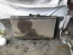 Радиатор охлаждения двигателя. Toyota Corolla, AE95 Двигатель 4AFE