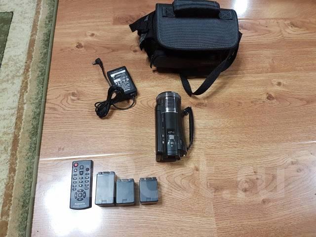 Panasonic HC-X900. Менее 4-х Мп