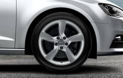Колёса Audi A3 6.0Jх17H2 ET48; 5х112 57.1; Dunlop SP Winter Sport 3D. 6.0x17 5x112.00 ET48