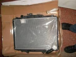 Радиатор охлаждения двигателя. Mitsubishi Delica Mitsubishi L200 Двигатель 4D56