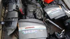 Yanmar. 36,00л.с., 4-тактный, дизельный, нога L (508 мм), Год: 1999 год
