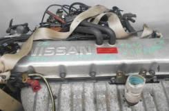 Двигатель в сборе. Nissan Safari, FGY60 Nissan Patrol Двигатели: TB42S, TB42E