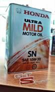 Honda Ultra Mild. Вязкость 10W-30