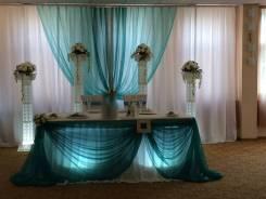 Украшение свадеб, оформление свадебных залов!