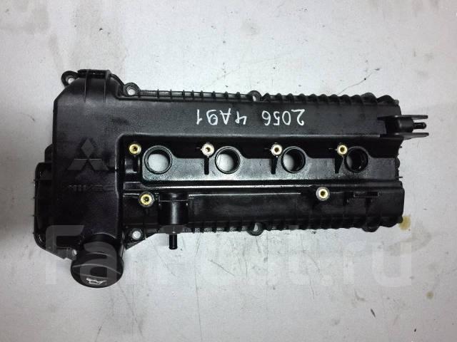 Крышка головки блока цилиндров. Mitsubishi Colt, Z21A, Z22A, Z23A, Z24A, Z24W, Z23W Двигатель 4A91