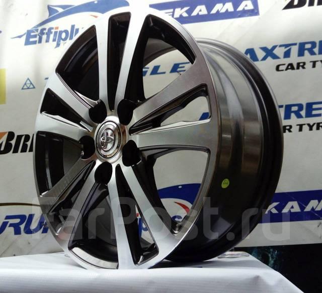 Toyota. 6.5x16, 5x114.30, ET45, ЦО 54,1мм.