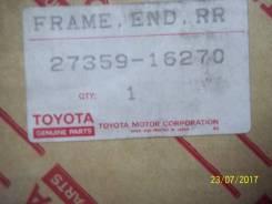 Крышка генератора. Toyota: Sprinter Trueno, Lite Ace, Carina, Sprinter, Starlet, Raum, Corolla II, Master Ace Surf, Corsa, Land Cruiser, Sera, Cynos...