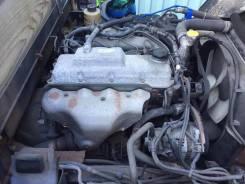 Радиатор охлаждения двигателя. Mazda Titan, WGSAT Двигатель VS