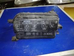 Блок предохранителей. Toyota Sprinter, EE108G, EE106, EE108, CE108, AE104, CE100, CE108G, AE100, CE102, AE102, EE104, CE106, EE102, EE107, CE109, CE10...