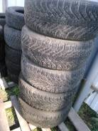 Goodyear UltraGrip 500. Зимние, без шипов, износ: 50%, 4 шт