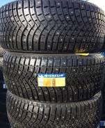 Michelin Latitude X-Ice North 2. Зимние, шипованные, без износа, 4 шт. Под заказ