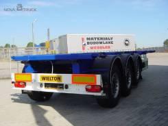 Wielton. Продается полуприцеп-контейнеровоз NS3 P40, 33 520 кг. Под заказ