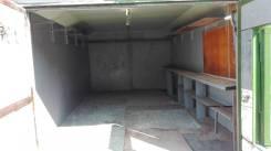 Гаражи капитальные. улица Чкалова 30, р-н Вторая речка, 18 кв.м., электричество, подвал. Вид изнутри