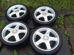 Комплект колес rays r17. 7.0x17 4x100.00, 5x100.00