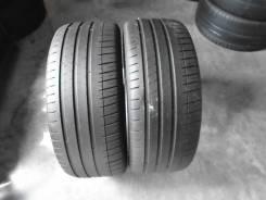 Michelin Pilot Sport 3. Летние, 2011 год, износ: 20%, 2 шт