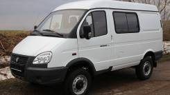 ГАЗ Соболь. ГАЗ- 27527, Соболь 4WD, 2 900 куб. см.