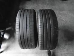 Michelin Pilot Super Sport. Летние, 2013 год, износ: 20%, 2 шт