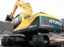 Hyundai R140W-7. Экскаватор гусеничный Hyundai R220LC-9S, 5 900 куб. см., 1,00куб. м. Под заказ