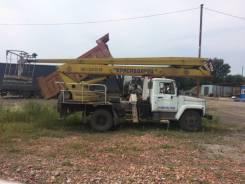 ГАЗ. Продам газ Автовышка, 4 000 куб. см., 18 м.