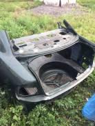 Задняя часть автомобиля. Audi A4, B5