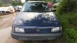 Volkswagen Passat. Продам ПТС с железом комплект vw passat b3 91г синий 90л. с. пассат б3